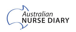 Australian Nurse Diary Logo